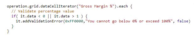 1 - Data Validation Script