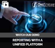 OneStream Reporting Demo
