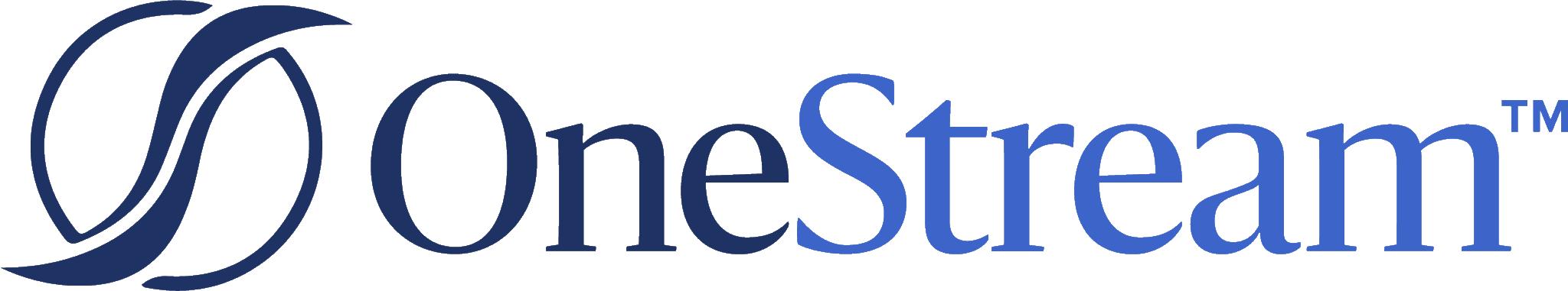 OneStream Logo Transparent