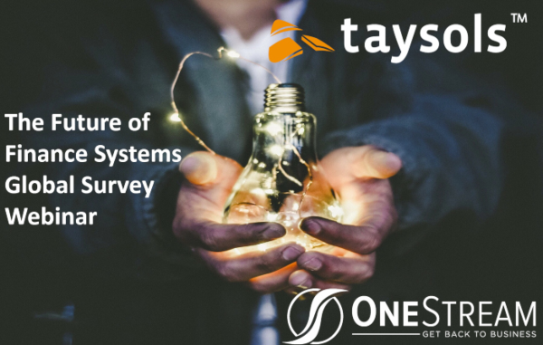 Future of Finance Systems Global Survey Webinar