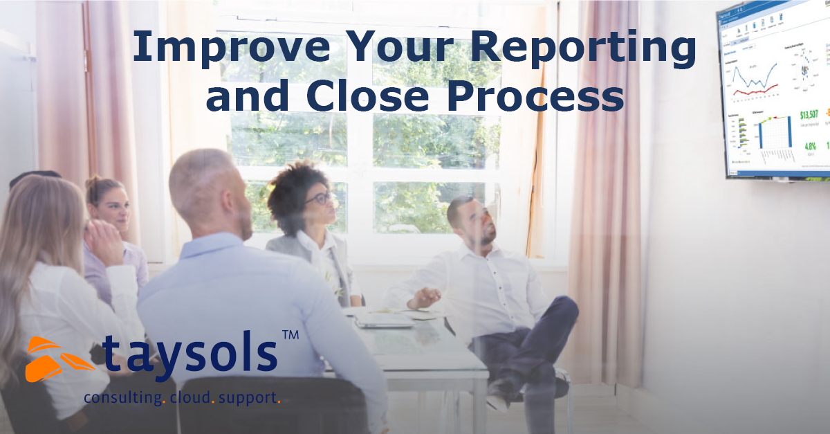 Improve your reporting and close with OneStream