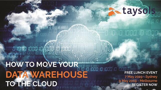 How to move your Data Warehouse to the Cloud