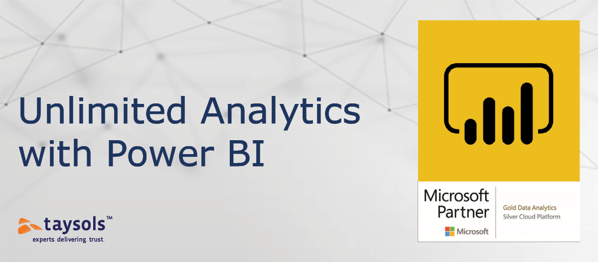 Unlimited Analytics with Power BI