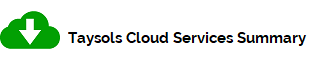 Taysols_Cloud_Service Summary_Download