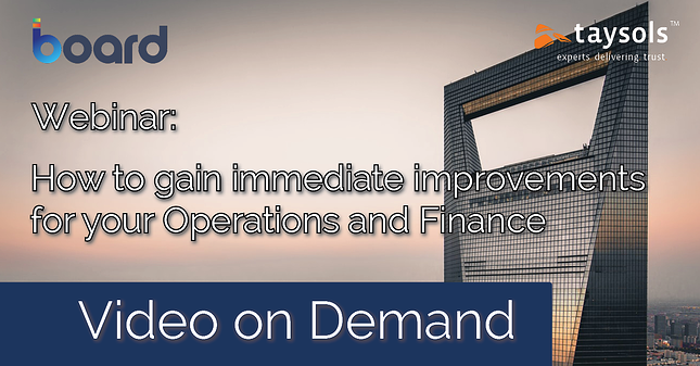 Deliver rapid improvements with a Three way Financial Statement
