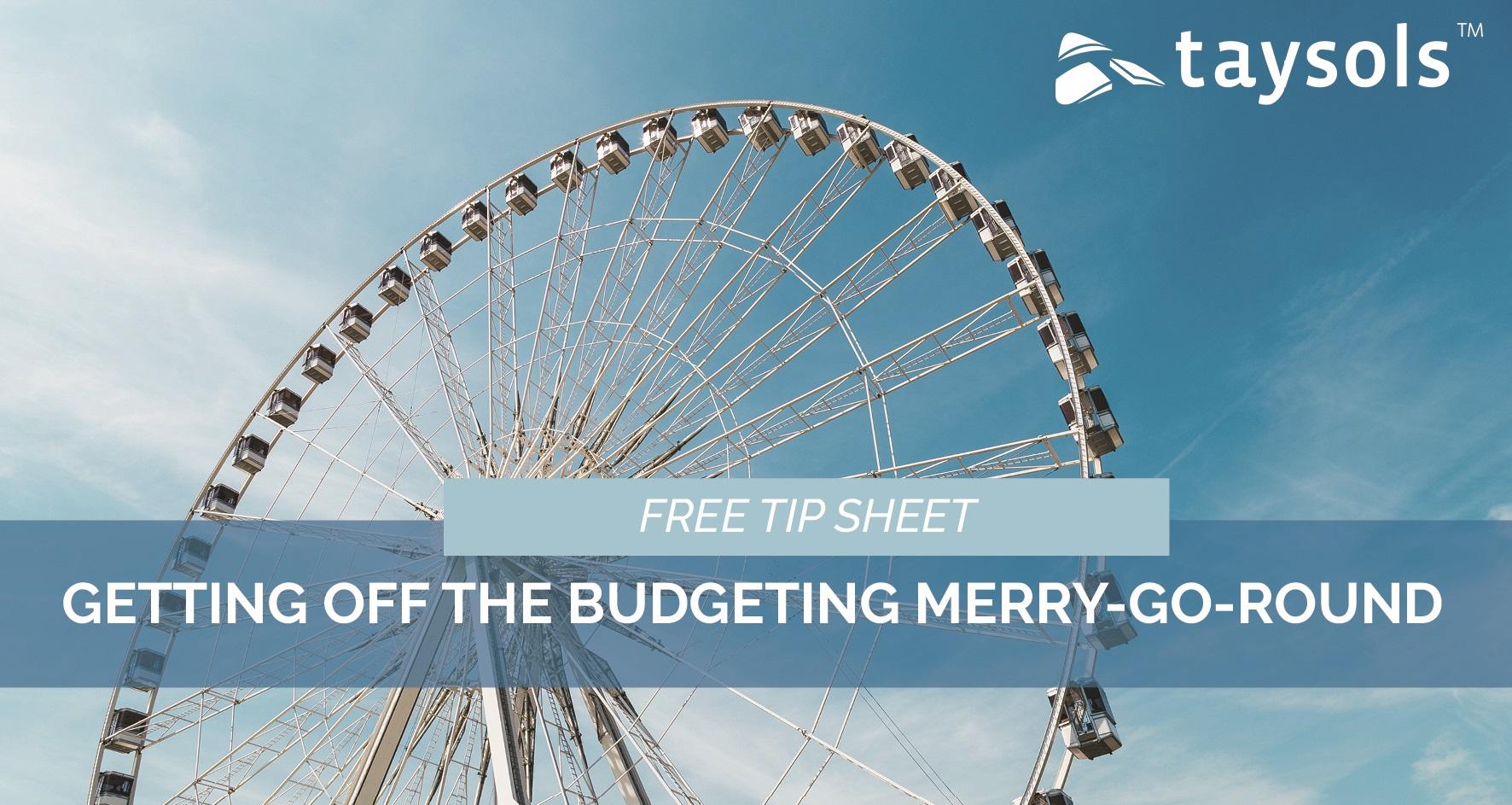 taysols_tip sheet_Budgeting for success
